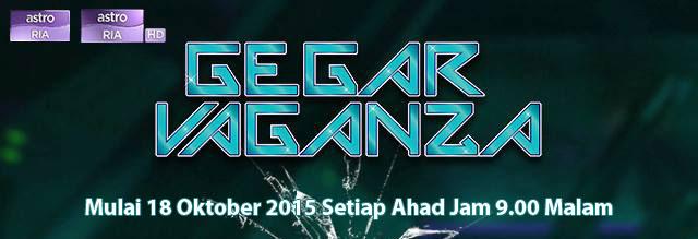 Lagu Gegar Vaganza 2015 minggu ke 9 (Akhir)