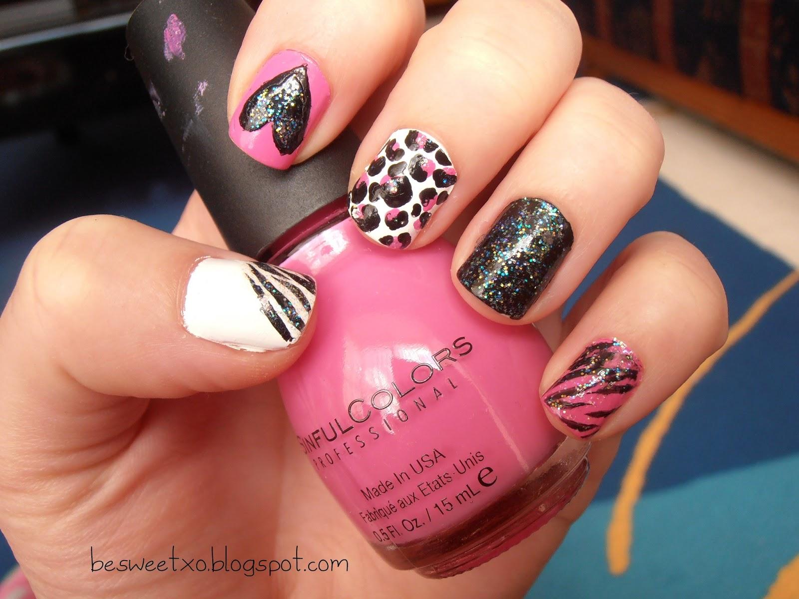 besweetxo: Nail Art