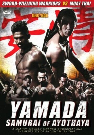Yamada Samurai of Ayothaya