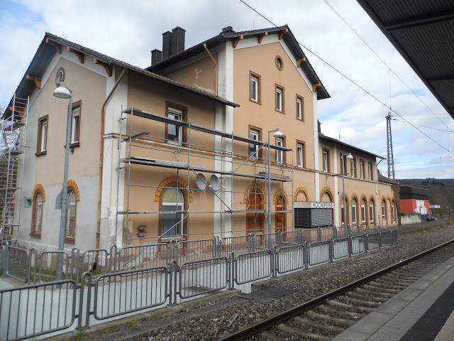 Hockspeyer Bahnhof