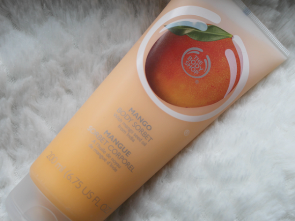 The Body Shop - Mango Body Sorbet