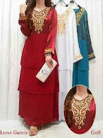 Gamis Sutra Silky SOLD OUT