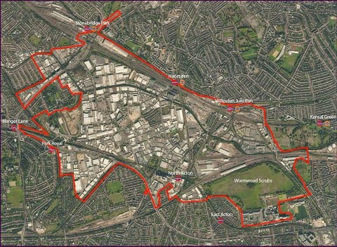 To 24 Sep 2014: Consultation on the Mayor's Old Oak Common & Park Royal Development Corporation