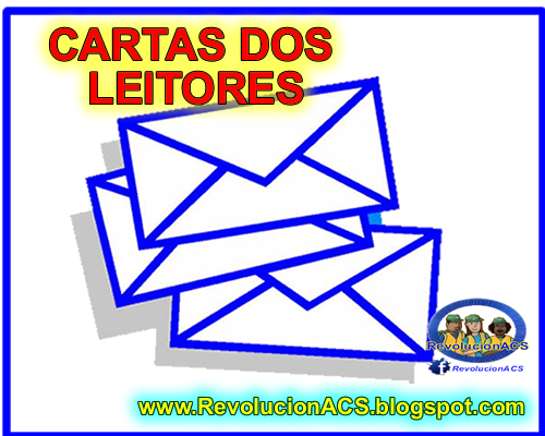cartas+ACS Saúde da família deixa ACS doente [desabafo do leitor]