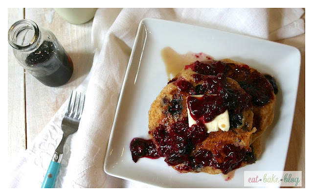 whole wheat pancakes berry pancakes quick pancakes healthy pancakes