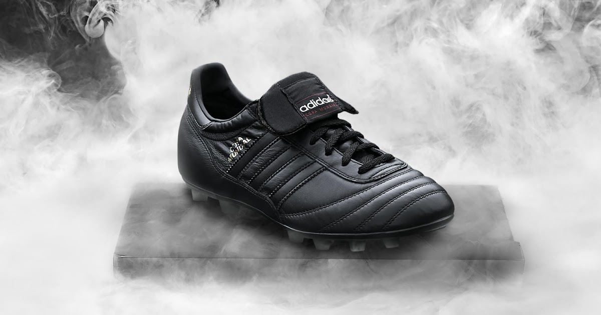 Mundial Blackout Boot Headlines Adidas Released Copa - Footy