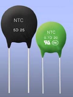 NTC thermistor