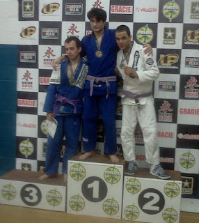 Terin Swanson Wins Long Island Pride BJJ Open
