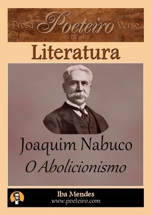 O Abolicionismo, de Joaquim Nabuco