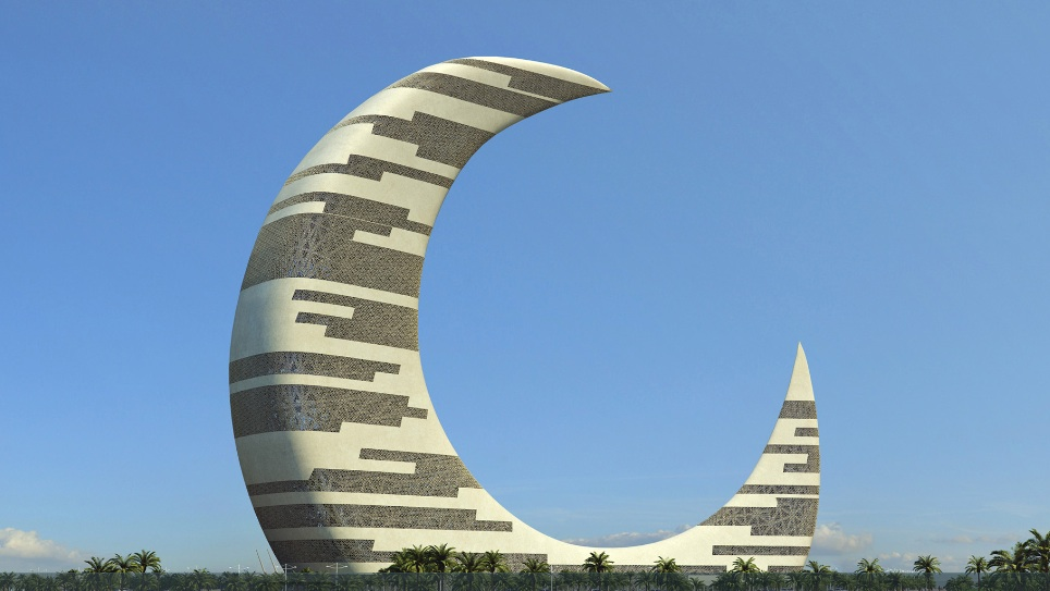 moon tower dubai uae project is in development facts pod