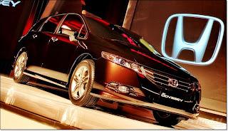 Honda Mobil Bandung New Odyssey 2012
