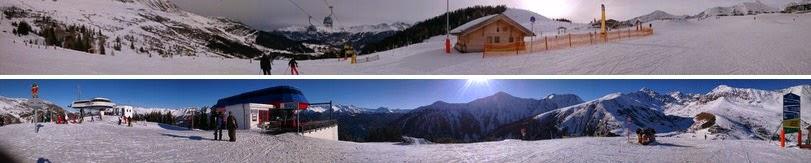 Австрия зимняя