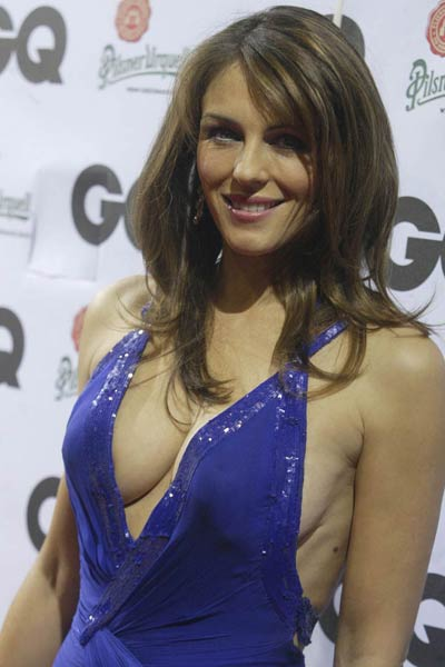 Elizabeth Hurley,Latest Images Of Elizabeth Hurley.