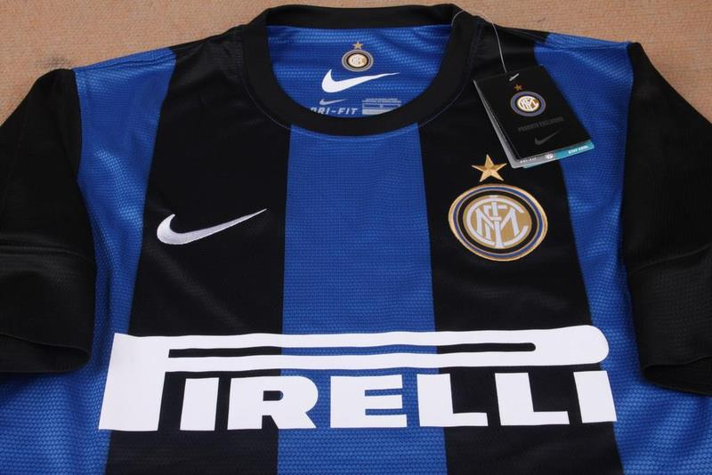 Jersey Intermilan Home 2013