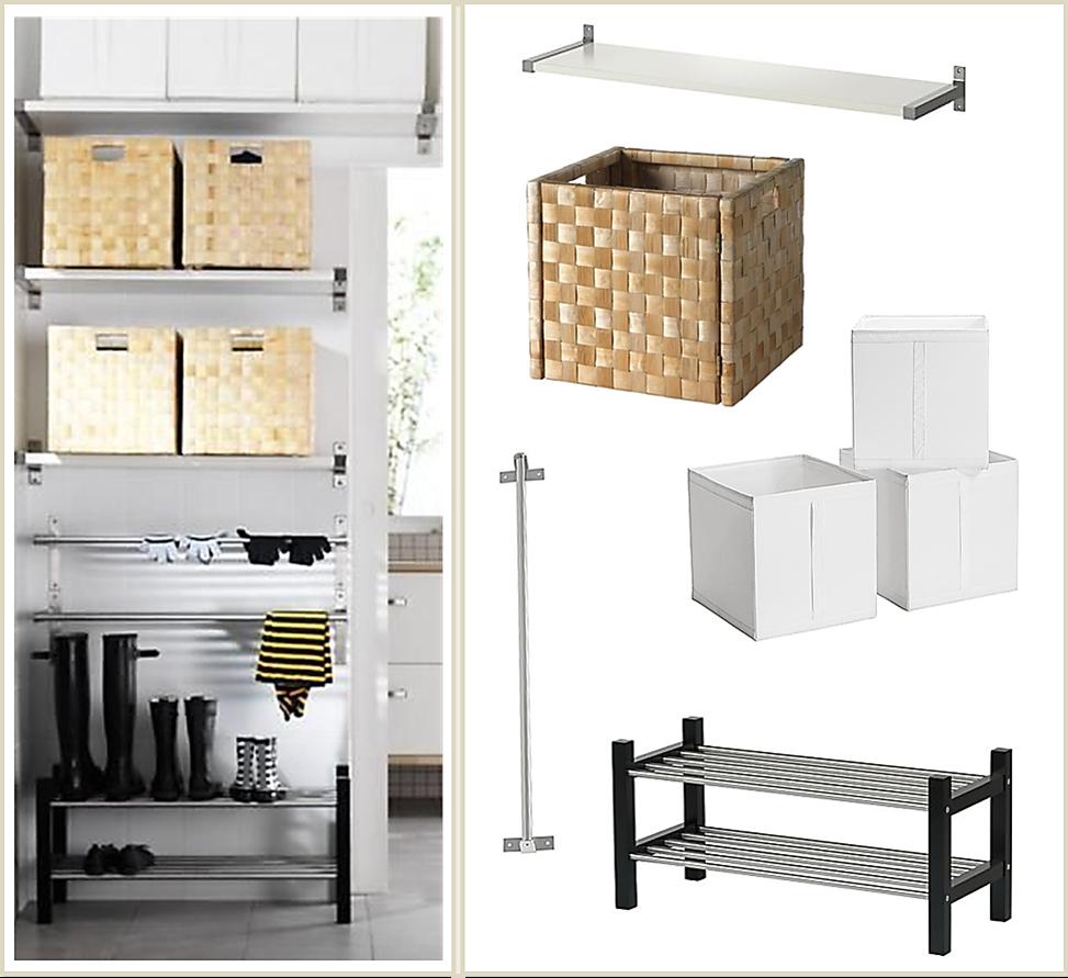 Decoraci n f cil almacenar con estilo gracias a ikea - Ikea cajas almacenaje ropa ...