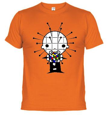 Camiseta Friki Pinhead