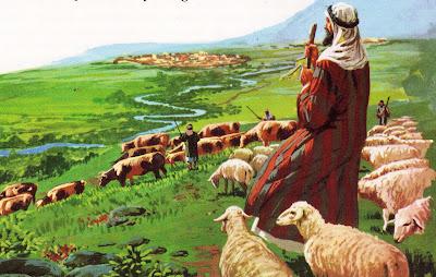 Os hebreus eram um povo de origem semita
