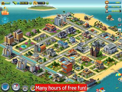 City Island 3 - Building Sim v1.3.4 MOD APK-1