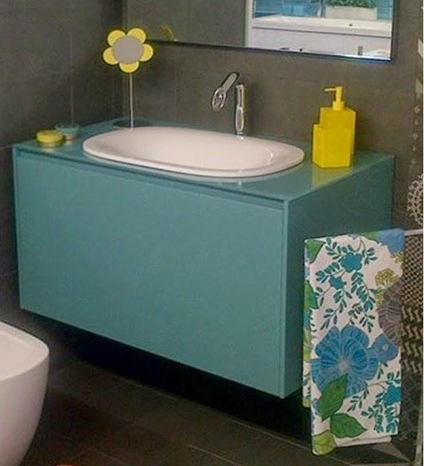 El blog del grifo decora con colores tu cuarto de ba o - Decora tu bano ...