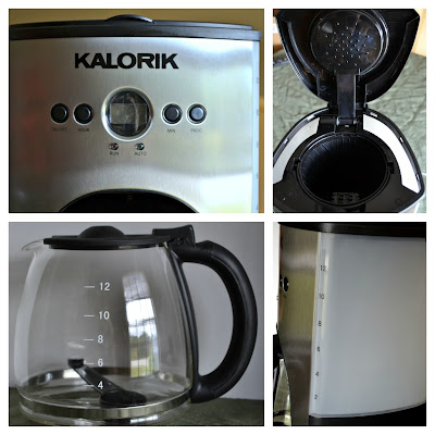 Kalorik coffee makers