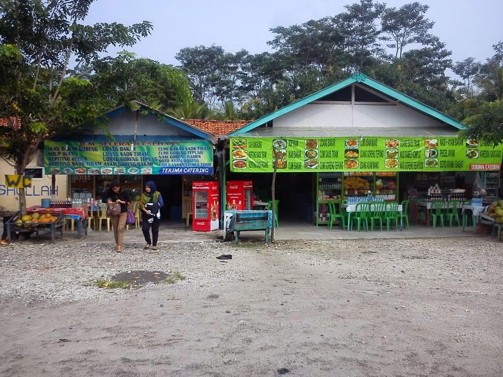 Hati Hati Makan di Pantai Anyer Total Harga Makanan 500rb sampai 1 Juta