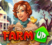 لعبة  المزرعة فارم اب Farm Up