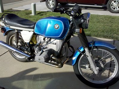 1977 bmw r100 7 cafe build. Black Bedroom Furniture Sets. Home Design Ideas