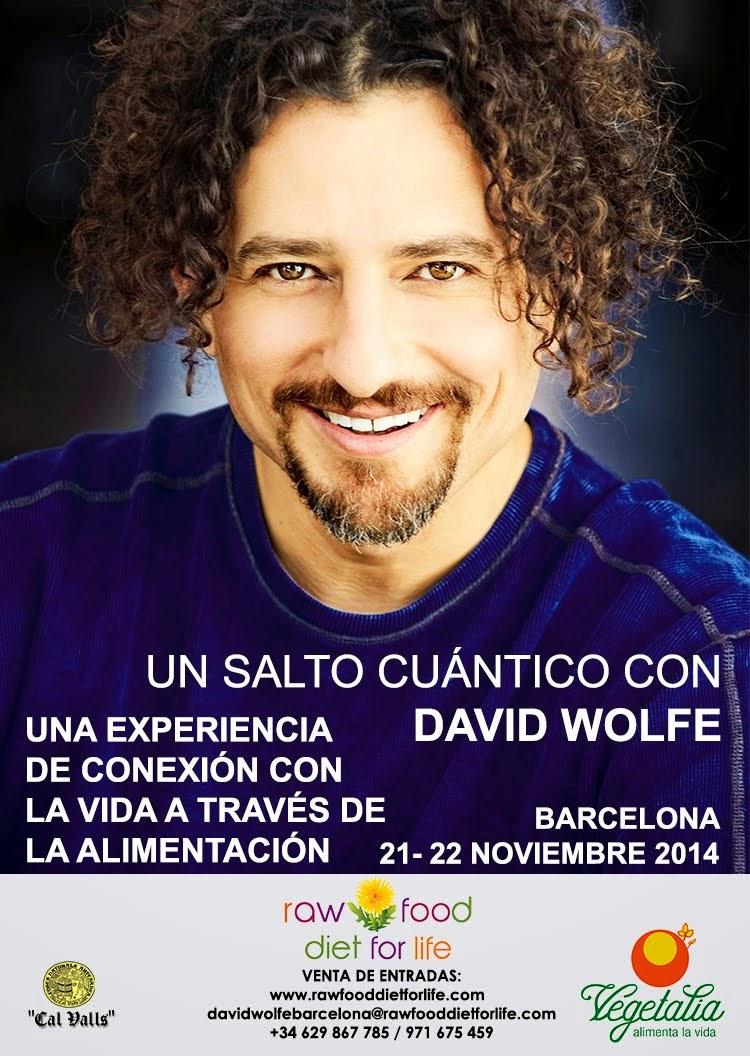 DAVID WOLFE BARCELONA 2014