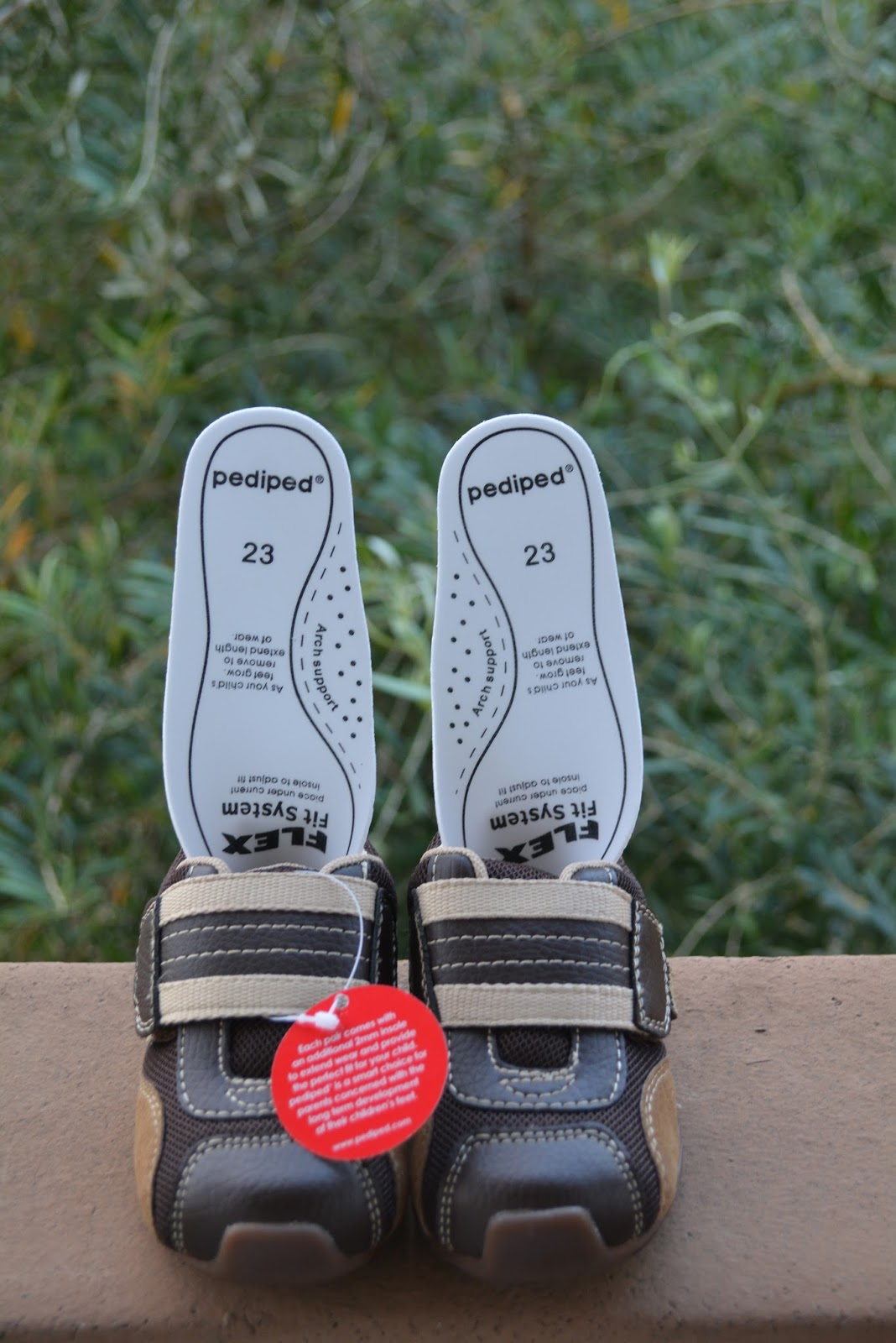 being MVP: Healthy Steps with Pediped + #Giveaway