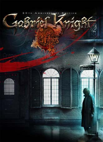 Gabriel Knight Sins of the Fathers HD Download for PC