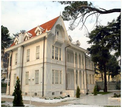Atatürk Museum , museum in istanbul , turkey