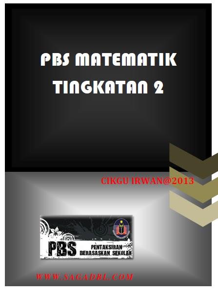 Labels: MATEMATIK , PBS Tingkatan 2