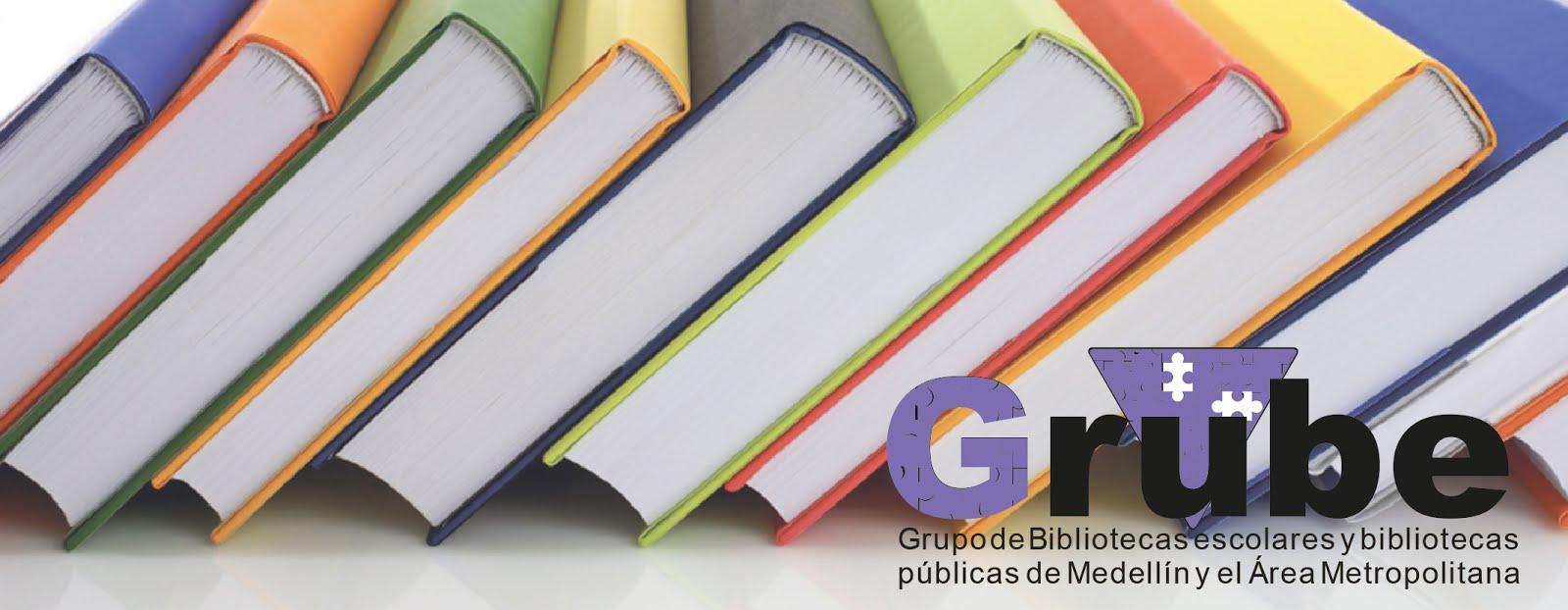 Grupo de Bibliotecas Escolares, Infantiles y Publico escolares de Medellín y el área metropolitana