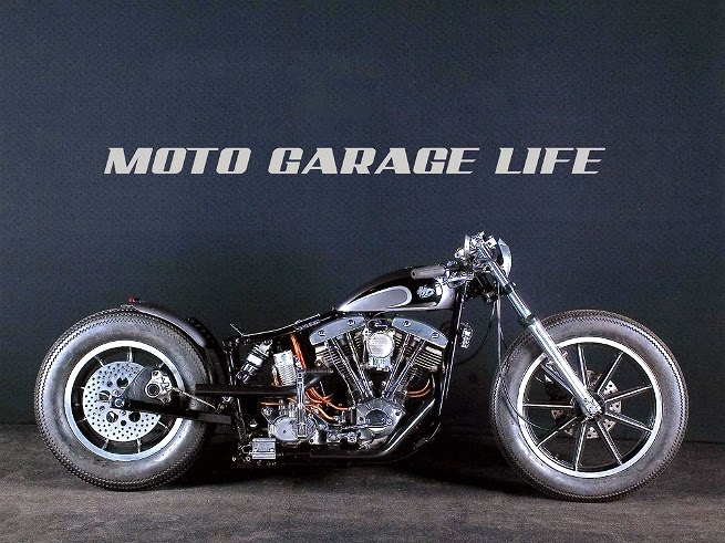 hell kustom harley davidson by moto garage life. Black Bedroom Furniture Sets. Home Design Ideas