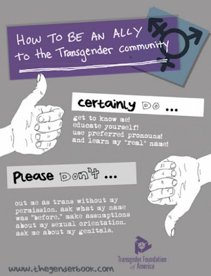 How to be an lgbt ally