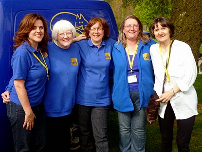Cats Protection Corby & District Branch volunteers