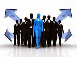 chefes e líderes