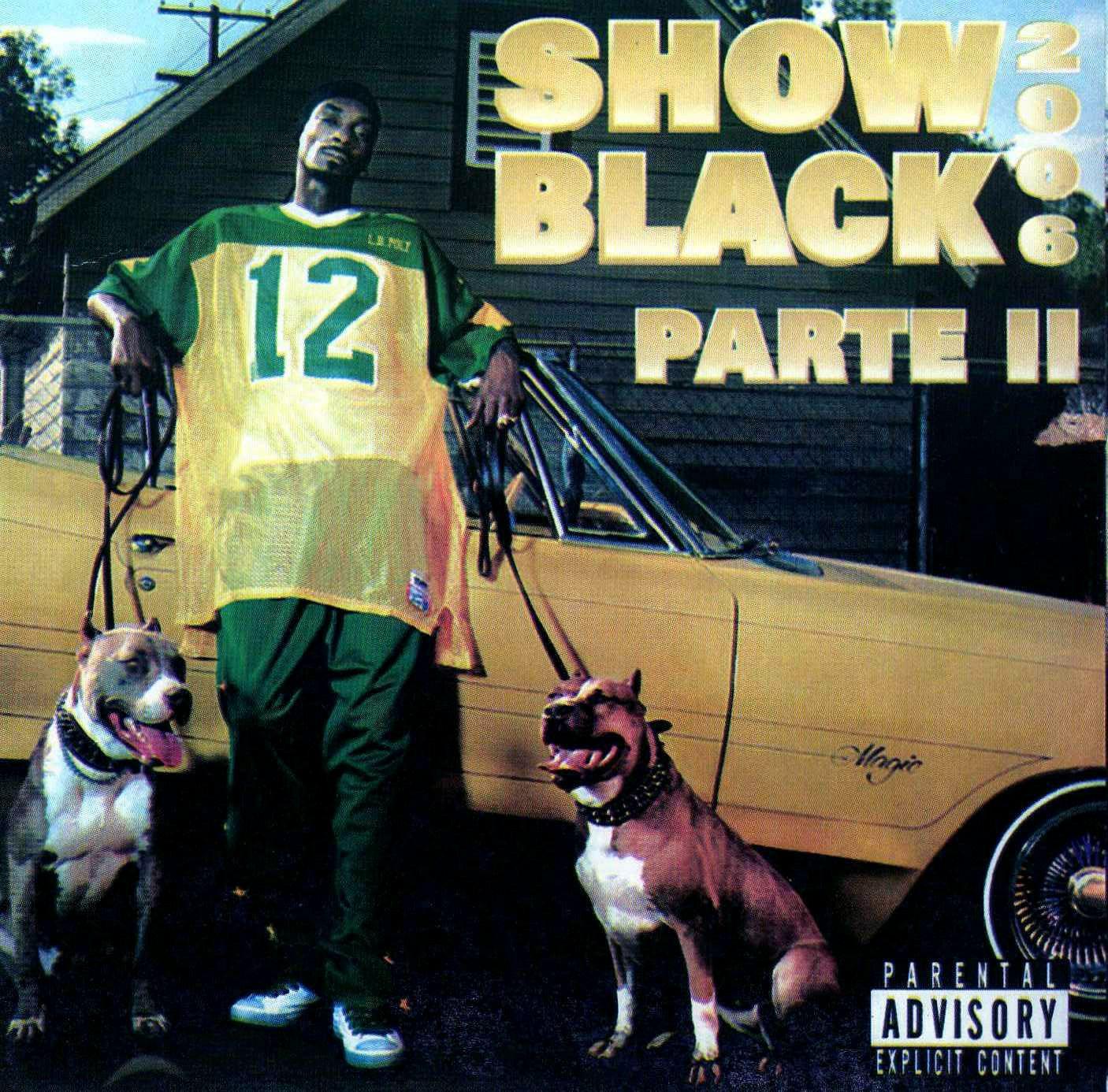 Show Black 2006 Parte 2
