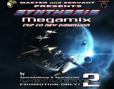 SYNTHESIS MEGAMIX 2 - TRIP TO NEW DIMENSION (by SpaceAnthony & SpaceCsoky) 2011