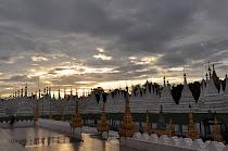 dhamma stupas