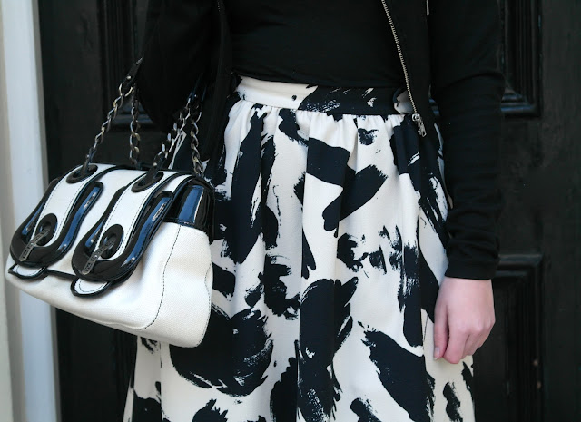 H&M Trend Skirt by What Laura did Next
