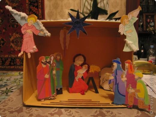 Как сделать поделки на рождество