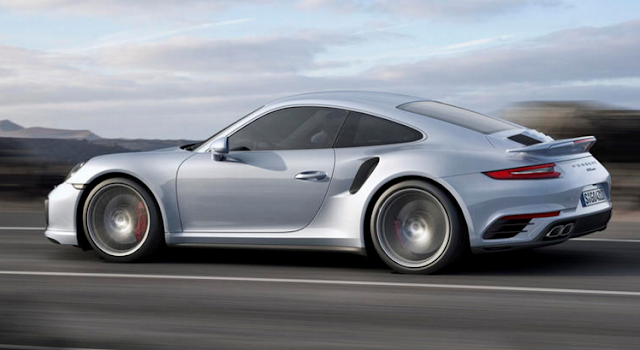 2017 Porsche 911 Turbo Specs Review Release Date