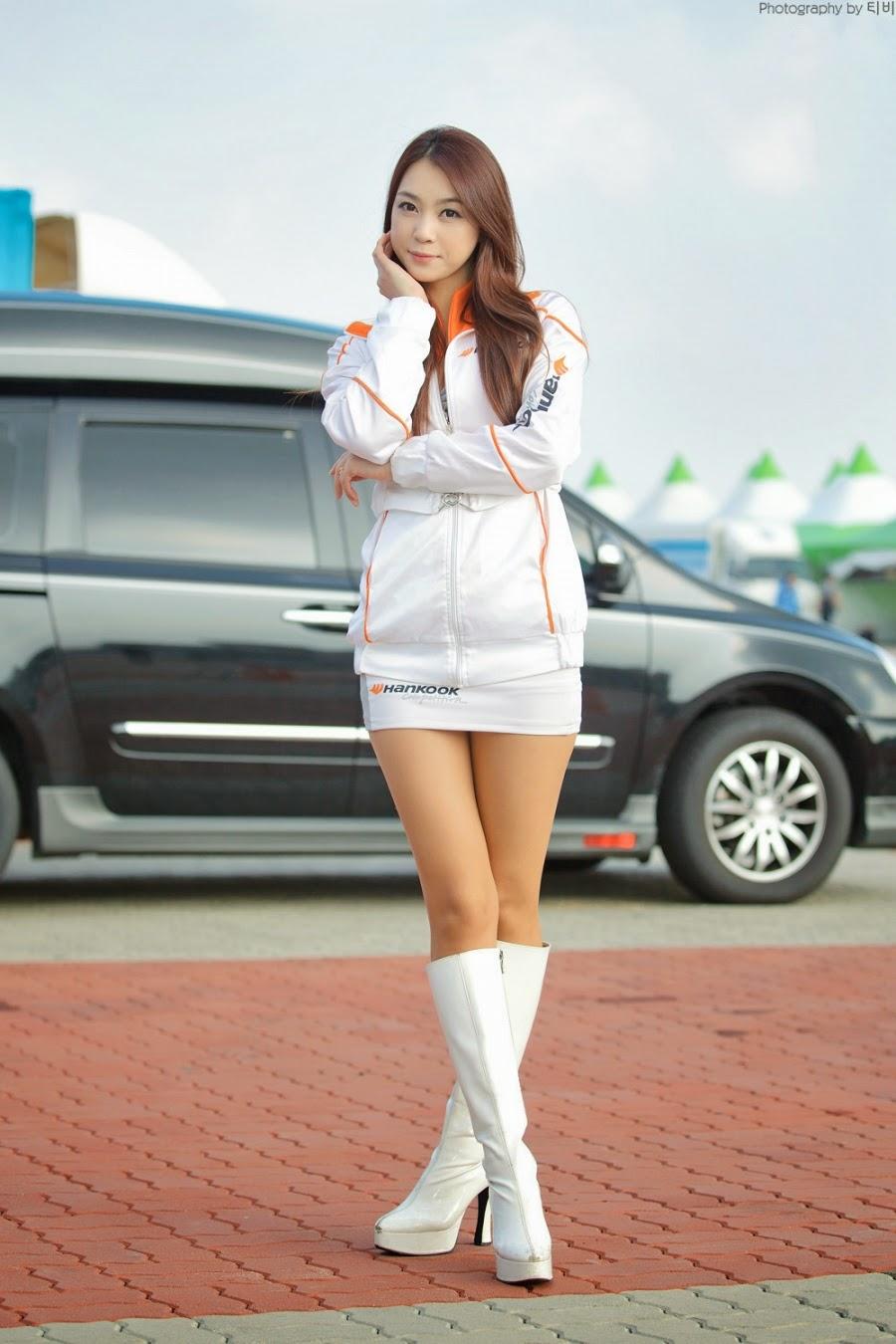 Người đẹp chân dài trắng xinh gợi cảm