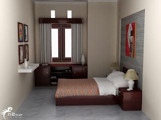 Gambar Design Interior Apartemen 2 Kamar