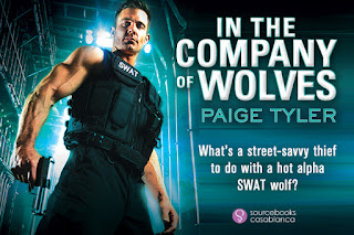 EXCERPT, GIVEAWAY, In the Company of Wolves, Paige Tyler