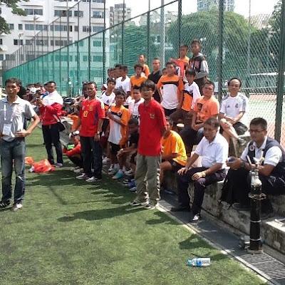 Suporter Javan Hawk Academy