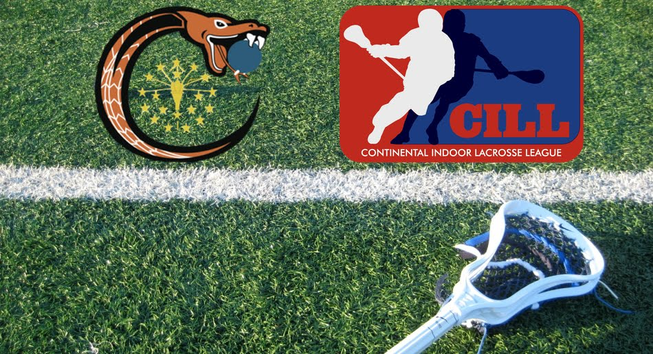 Circle City Copperheads - Proud Members of the Continental Indoor Lacrosse League
