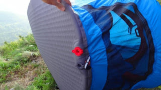 Mammut Bivy Tent Prototype