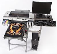 DTG Direct to Garment Printer Setup by maxginez3.com